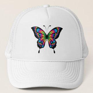 多色のな蝶 キャップ