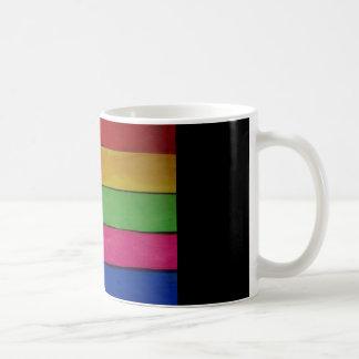 多色刷りのマグ コーヒーマグカップ