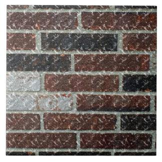 多色刷りの大理石の煉瓦 タイル