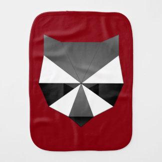多角形のアライグマ バープクロス