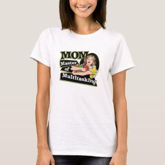 多重タスク処理のお母さんのマスター Tシャツ
