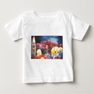 夜のエルサレム ベビーTシャツ