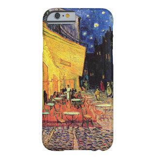 夜のゴッホのカフェ台地 BARELY THERE iPhone 6 ケース