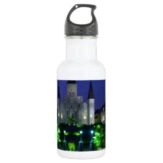 夜のニュー・オーリンズ ウォーターボトル