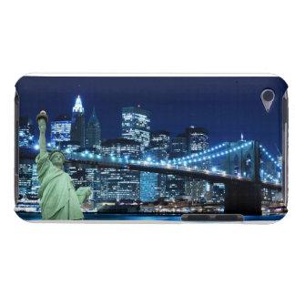 夜のブルックリン橋、ニューヨークシティ Case-Mate iPod TOUCH ケース