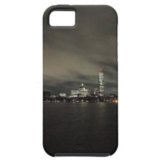 夜のボストンスカイライン iPhone SE/5/5s ケース