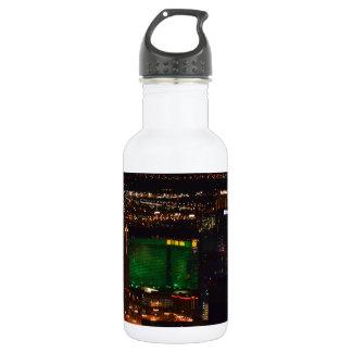 夜のラスベガス ウォーターボトル