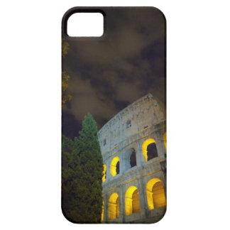 夜のローマのColoseumの眺め iPhone SE/5/5s ケース