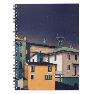 夜の城 ノートブック