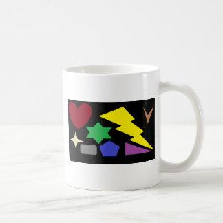夜の形 コーヒーマグカップ