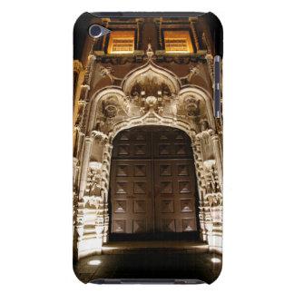 夜の教会戸口 Case-Mate iPod TOUCH ケース