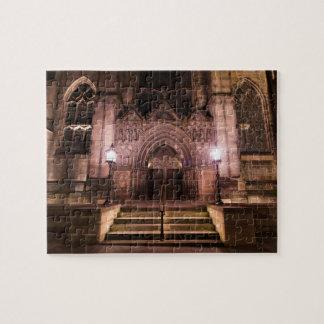 夜の聖ヨハネの米国聖公会 ジグソーパズル