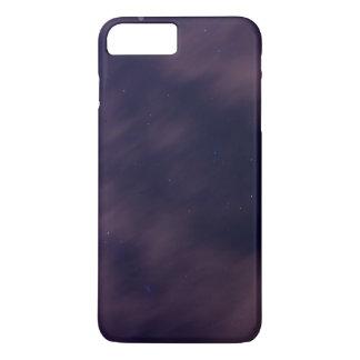 夜の銀河の銀河系の星の箱 iPhone 8 PLUS/7 PLUSケース