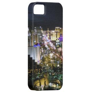 夜のLas Vegas Boulevardの眺め iPhone SE/5/5s ケース