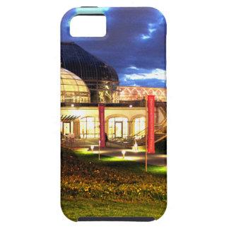 夜のPhippsの温室 iPhone SE/5/5s ケース