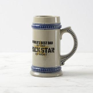 夜までにロックスター-世界で最も最高のなパパ ビールジョッキ