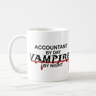 夜までに会計士の吸血鬼 コーヒーマグカップ