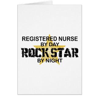 夜までに公認看護師のロックスター カード