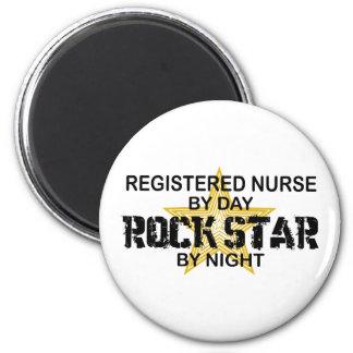 夜までに公認看護師のロックスター マグネット