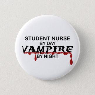 夜までに学生ナースの吸血鬼 5.7CM 丸型バッジ