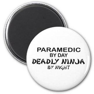 夜までに救急医療隊員の致命的な忍者 マグネット