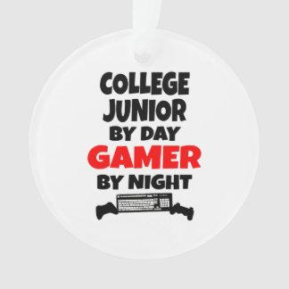 夜までに日のゲーマーによる大学後輩 オーナメント