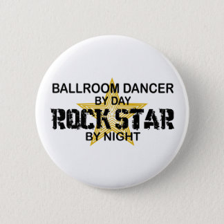 夜までに社交ダンスのダンサーのロックスター 5.7CM 丸型バッジ