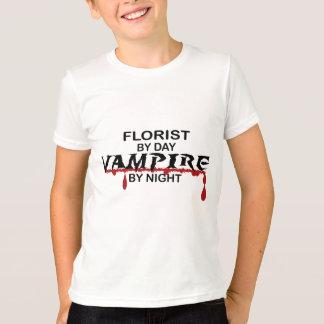 夜までに花屋の吸血鬼 Tシャツ