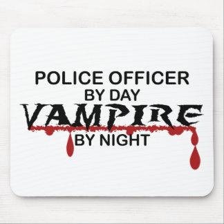 夜までに警官の吸血鬼 マウスパッド