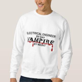 夜までに電気技師の吸血鬼 スウェットシャツ