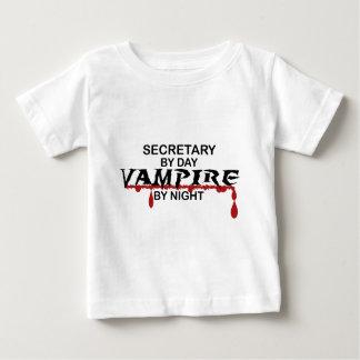 夜までにVampire秘書 ベビーTシャツ