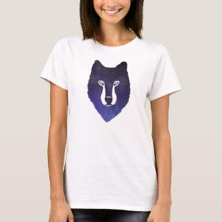 夜オオカミ Tシャツ