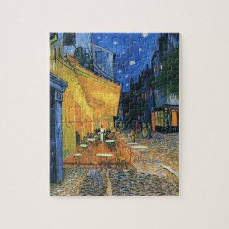夜ゴッホのパズルのカフェ台地 ジグソーパズル