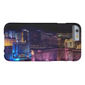 夜スカイラインのiPhoneの場合のラスベガス Barely There iPhone 6 ケース