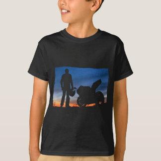 夜ライダー Tシャツ