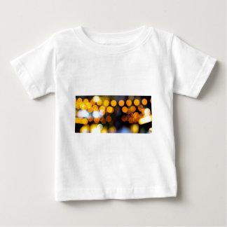 夜ライト ベビーTシャツ