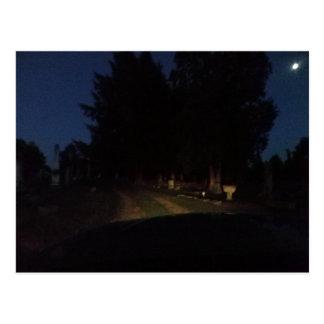 夜乗車 ポストカード