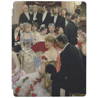 夜会、c.1880 iPadスマートカバー