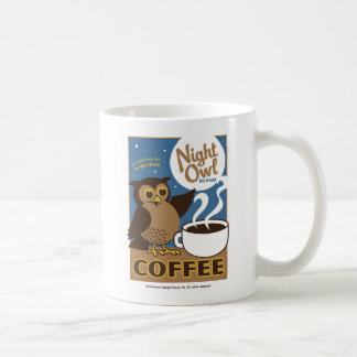 夜型の人のコーヒー コーヒーマグカップ