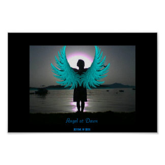 夜明けに天使 ポスター