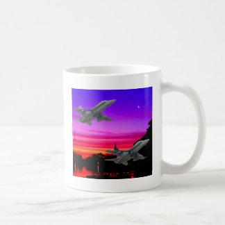 夜明けの形成 コーヒーマグカップ