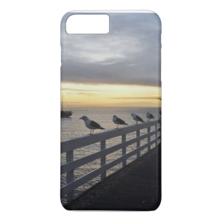 夜明けの微風の直面 iPhone 8 PLUS/7 PLUSケース