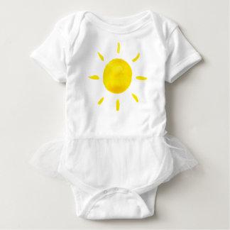 夜明けの服装 ベビーボディスーツ