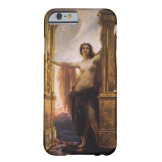 夜明けの細胞の場合のハーバートジェームスの生地屋のゲート BARELY THERE iPhone 6 ケース