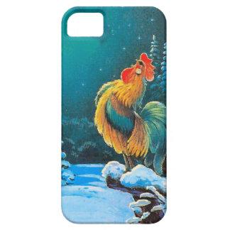 夜明けのiphone 5のchanticleer iPhone SE/5/5s ケース