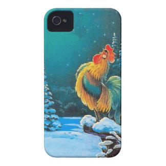 夜明け1にchanticleer Case-Mate iPhone 4 ケース