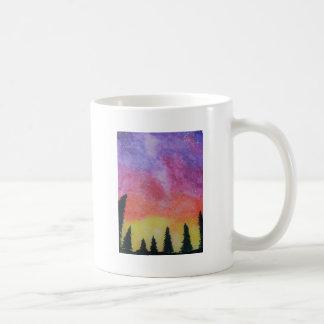 夜星雲 コーヒーマグカップ