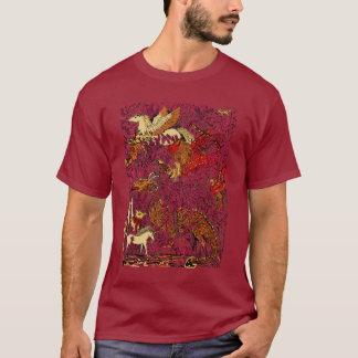 夜森林 Tシャツ