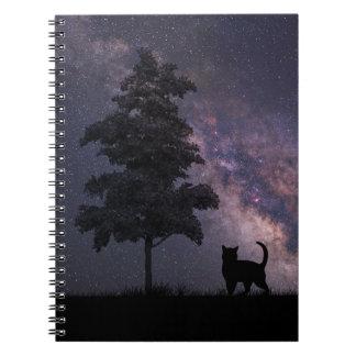 夜猫 ノートブック