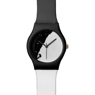 夜登山 腕時計